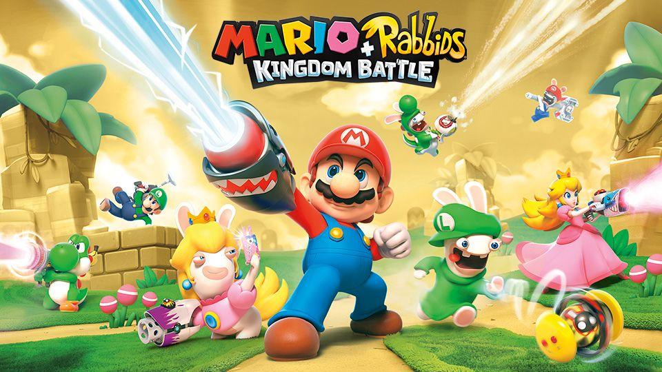 Mario + Rabbids Kingdom Battle - non-Gold ~£5.92/Gold ~£11.63 @ Nintendo eShop Russia
