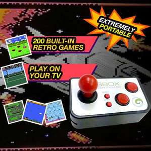 GBOX Retro Games Console for £4 delivered at MyMemory