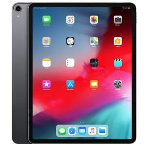 Apple Refurbished 12.9-inch iPad Pro Wi-Fi 256GB - (3rd Generation) at Apple Store for £809