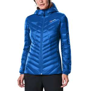 Berghaus womens tephra stretch reflect down jacket at Amazon for £37.11