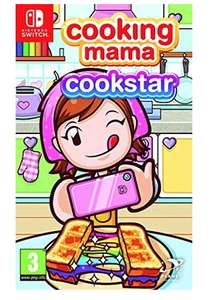Cooking Mama: Cookstar (Nintendo Switch) £27.85 at Base.com