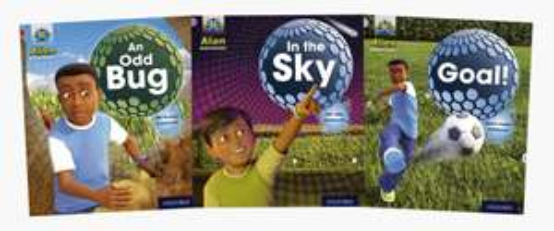 Project X Alien Adventures free ebooks - Oxford Owl