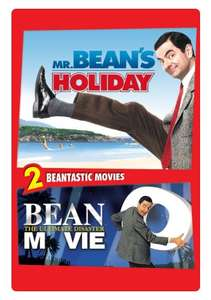 Mr Bean double movie - £5.99 at iTunes Store