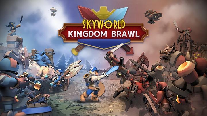 Skyworld: Kingdom Brawl - £5.99 at Oculus Quest Store