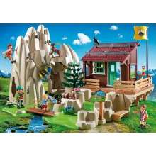 Playmobil Rock Climbers Cabin £19.99 + £2.99 delivery @ Kerrisontoys
