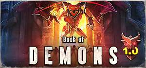Book of Demons - £5 @ Steam Store