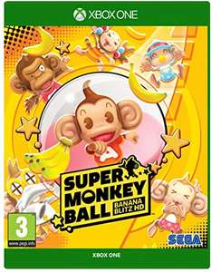Super Monkey Ball: Banana Blitz HD (Xbox One) £15.95 / (PS4) £16.95 Delivered @ The Game Collection