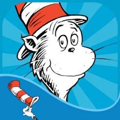 "The ""Cat in the Hat"" Book comes to life with playful animations and learning activities 99p for iOS at iTunes Store"