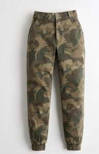 Ultra High-Rise Utility Joggers £10.50 at Hollister