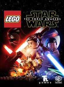 Lego Star Wars: The Force Awakens PS4 - £12.99 @ Playstation PSN