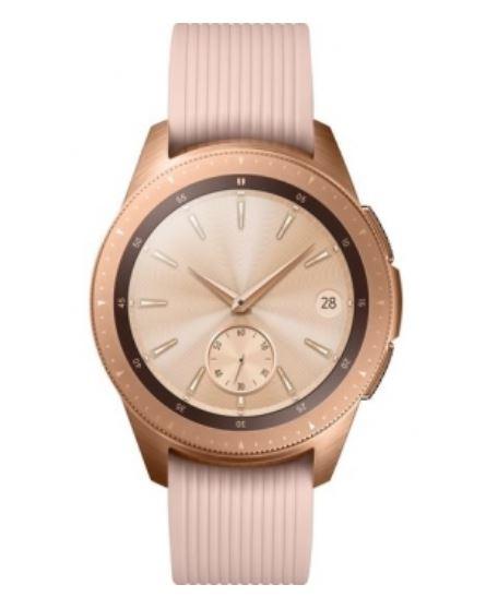 Samsung Galaxy Smart Watch with Band 42MM SM-R810NZDABTU Rose Gold £159.95 at Dealbuyer