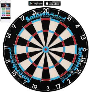 Unicorn Smartboard Bluetooth Dartboard - £153.25 @ Amazon