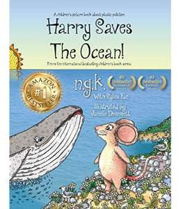 Harry Saves the Ocean: Teaching Children About Sea Pollution & recycling - Kindle Free @ Amazon