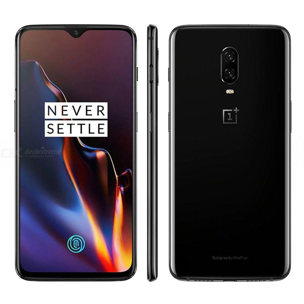 "Refurb - Grade B - One Plus 6T 6.4"" Dual Sim Android Smartphone Black/Purple 128GB/256GB UNLOCKED - £239.99 - £319.99 @ stockmustgo / eBay"