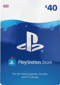 £40 PSN Card for £33.85 @ ShopTo