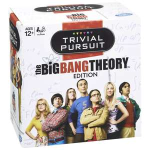 Trivial Pursuit Game - The Big Bang Theory Edition £10.98 delivered @ IWOOT