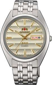 Orient Women's Analogue Automatic Watch with Stainless Steel Strap FAB0000DC9 - £55 @ Amazon