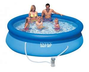 10ft Intex Swimming Pool (including filter), £35.98 in store (£39.99 online with free delivery) @ Costco