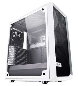 Fractal Design Meshify C Compact Mid Tower Computer Case - £84.98 @ Amazon