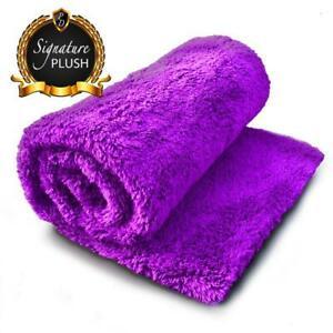 Edgeless Microfibre Towel Car Microfiber Cloth - £4.95 @ pure_definition / eBay