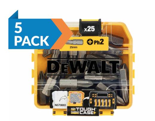 DEWALT BIT SET 5x25 Pack £12.95 delivered @ FFX