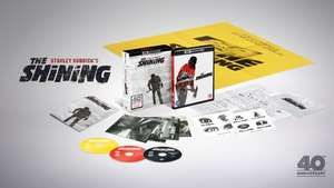 The Shining Special Edition (4K Ultra HD + Blu-Ray) for £31.49 delivered @ Warner Bros Shop