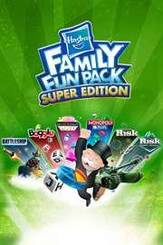 Hasbro Family Fun Pack - Super Edition - £19.99 @ Xbox Store