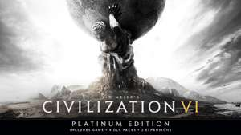 Sid Meiers Civilization VI 6: Platinum Edition PC (EU) Includes Base, Rise&Fall, Gathering Storm & DLC Packs - £27.99 @ CDKeys
