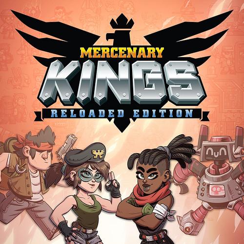 Mercenary Kings Nintendo Switch eshop for £8.63