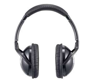 LOGIK LHHIFI10 Headphones - Black corded delivered for £6.99 from Currys