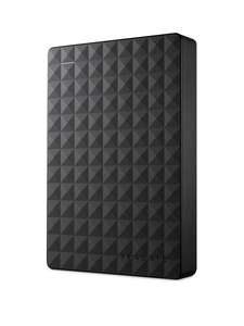 Seagate 4TB Portable Hard Drive at Very for £82.99 (£3.99 delivery or free Click & Collect)