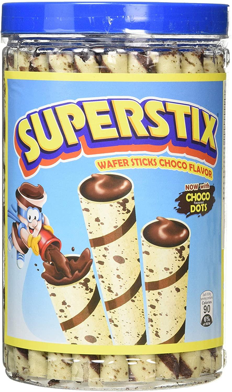 SuperStix Chocolate Wafers - £1.85 (Prime) £6.34 (Non Prime) @ Amazon