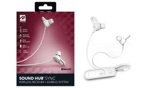 iFrogz Wireless Bluetooth Earbuds with Detachable Hub £11.97 Delivered @ Groupon