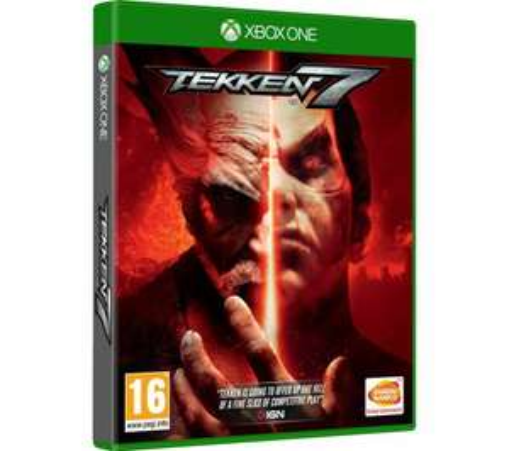Tekken 7 Xbox One £4.97 brand new sealed at Currys ebay