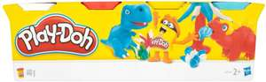 Play-Doh 4-Pack of Colours Assortment £3.50 at Amazon Prime / £7.99 Non Prime