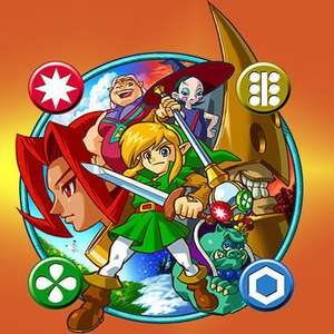 50% Discount on The Legend of Zelda: Oracle of Seasons / Oracle of Ages (Virtual Console GBC) 3DS - for 30 Gold Points @ My Nintendo - £2.69