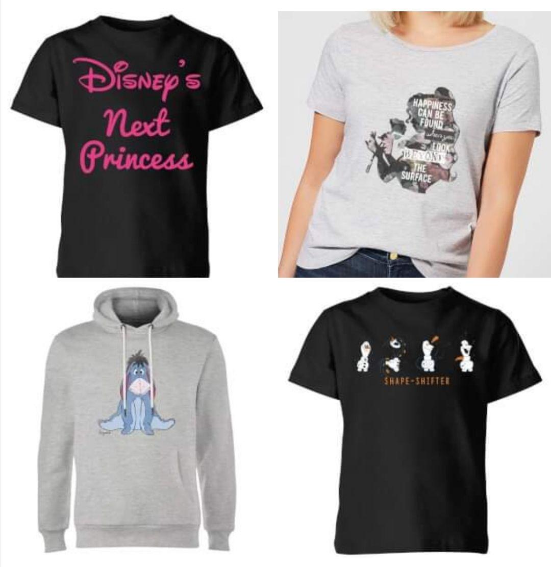 30% Off Disney Clothing At Zavvi