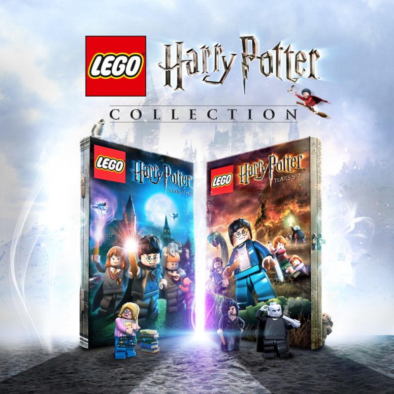 LEGO Harry Potter Collection (Switch digital) - £17.49 @ Nintendo eShop