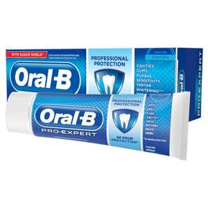 Oral-B Pro- Expert Professional Protect Toothpaste 75Ml - £1.90 @ Tesco