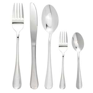 M&W 20 Piece Stainless Steel Cutlery Set £9.99 Delivered @ Roov