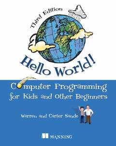 7 Free eBooks For Technology (Python, HTML, Spreadsheets, Javascript, Web Design, Programming and more) @ Manning