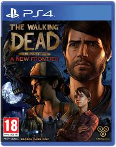 The Walking Dead - The Telltale Series: A New Frontier [PS4] £6.99 Prime/£9.98 Non Prime @ Amazon UK