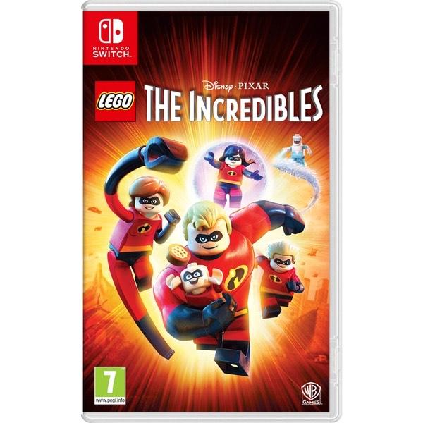 Lego Incredibles Nintendo switch £19.99 at Nintendo Shop