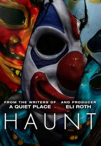 Haunt / Late Night - 90p to rent each @ Chili