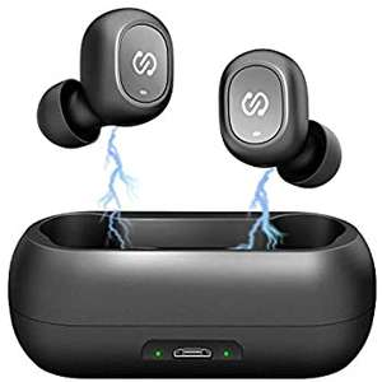 SoundPEATS True Wireless Earbuds, Bluetooth 5.0 Portable Hi-fi Earphones Built-in Mic £16.59 Sold by TEKTEK-EU and Fulfilled by Amazon