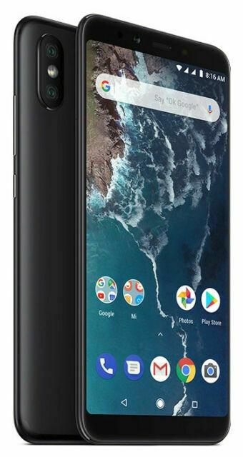 Xiaomi Mi A2 64 GB Black Used - Acceptable @ amazon warehouse - £81.77