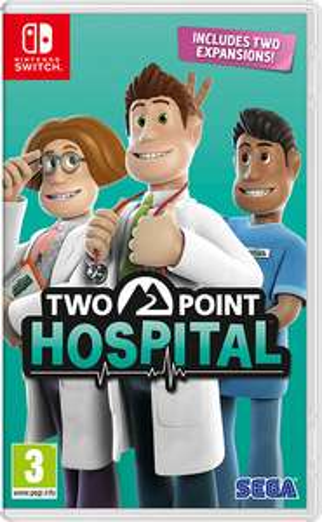 [Nintendo Switch] Two Point Hospital £22.69 @ Nintendo eShop South Africa (£10.90 Mexico)