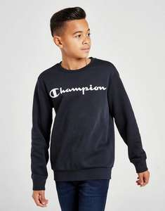 Champion 7-8 years jumper - £10 + £3.99 Delivery @ JD Sports