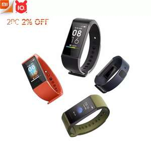 """Xiaomi Redmi Band Smart Wristband 1.08"""" Color Touch Screen Sleep Track Heart Rate Monitor £16.43 @ GNW 's Store/Aliexpress"""