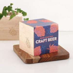 Grow Your Own Craft Beer! £6.23 Delivered @ Ohh Dear